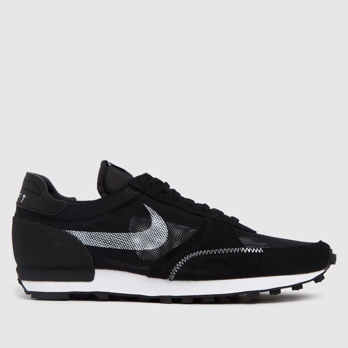 Nike Black & White Dbreak-type Trainers