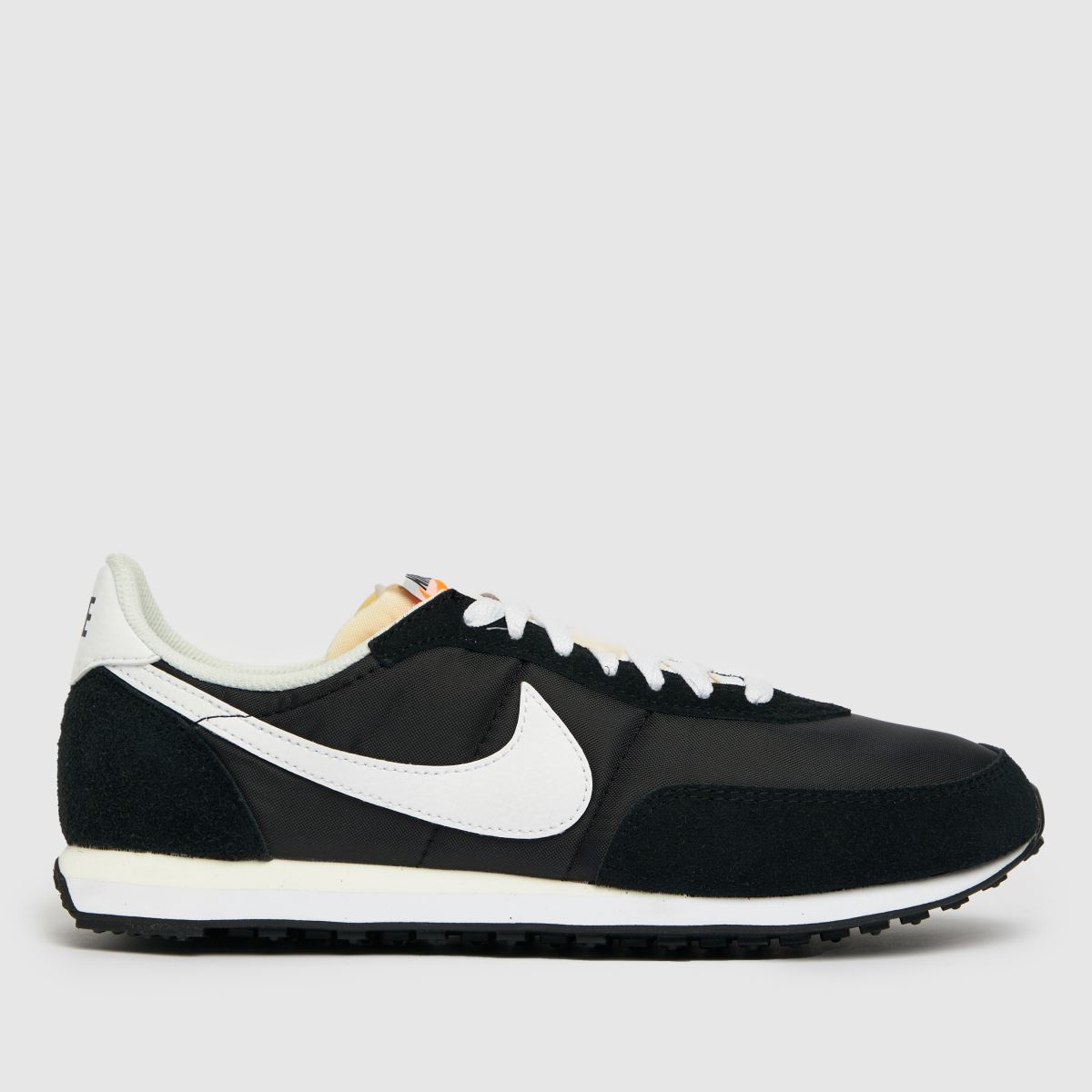 Nike Black & White Waffle 2 Trainers