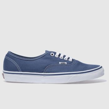 Vans Marineblau Authentic Herren Sneaker