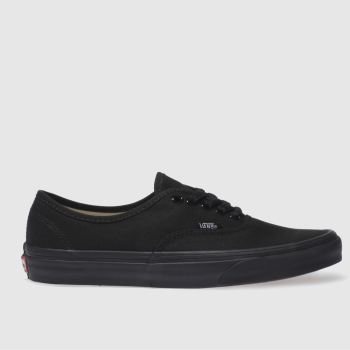 Vans Schwarz AUTHENTIC Sneaker