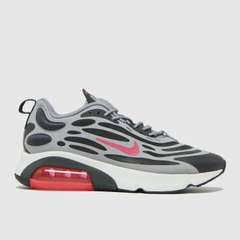 Nike Grey Air Max Exosense Mens Trainers