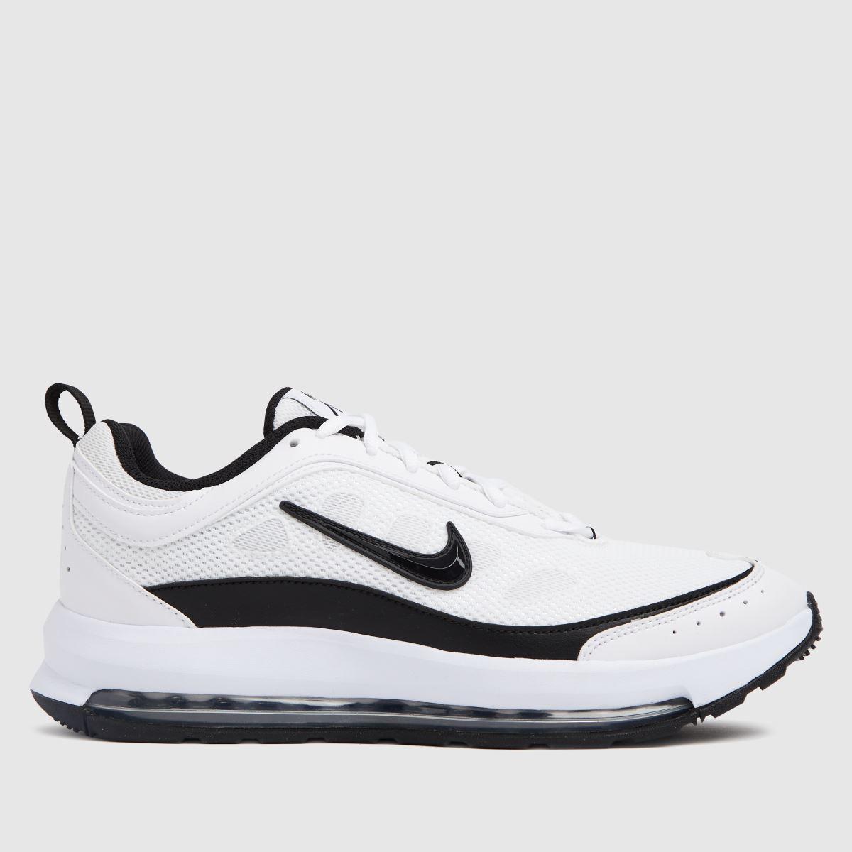 Nike White & Black Air Max Ap Trainers