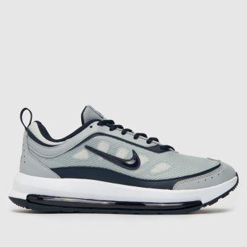 Nike Light Grey Air Max Ap Mens Trainers