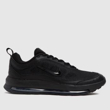 Nike Black Air Max Ap Mens Trainers