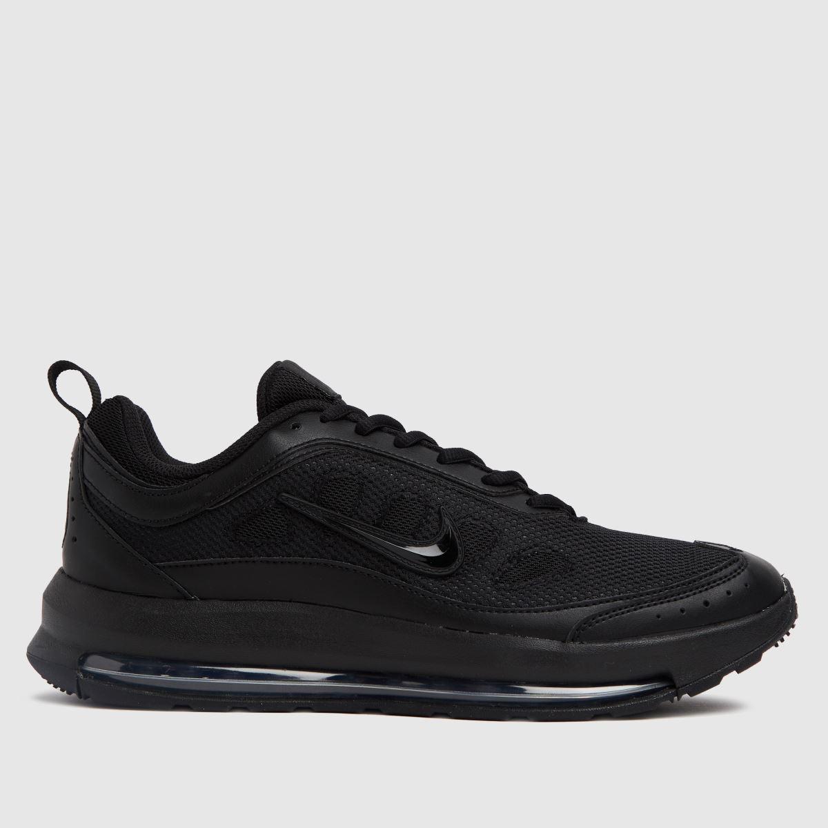 Nike Black Air Max Ap Trainers