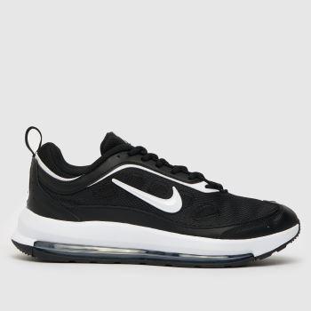 Nike Black & White Air Max Ap Mens Trainers
