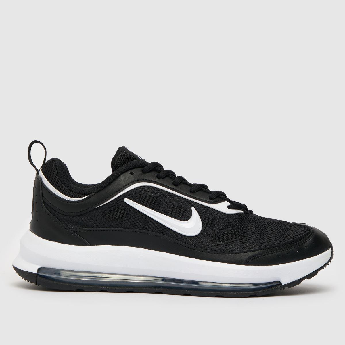 Nike Black & White Air Max Ap Trainers