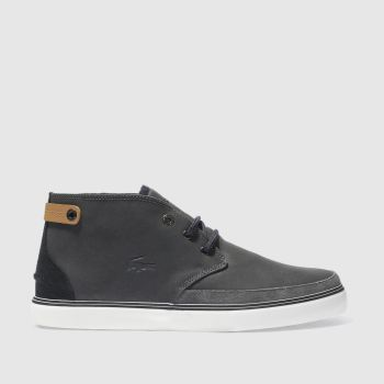 Lacoste Grey Clavel Mens Trainers