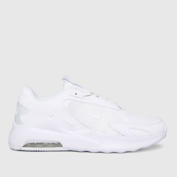 Nike White Air Max Bolt Mens Trainers