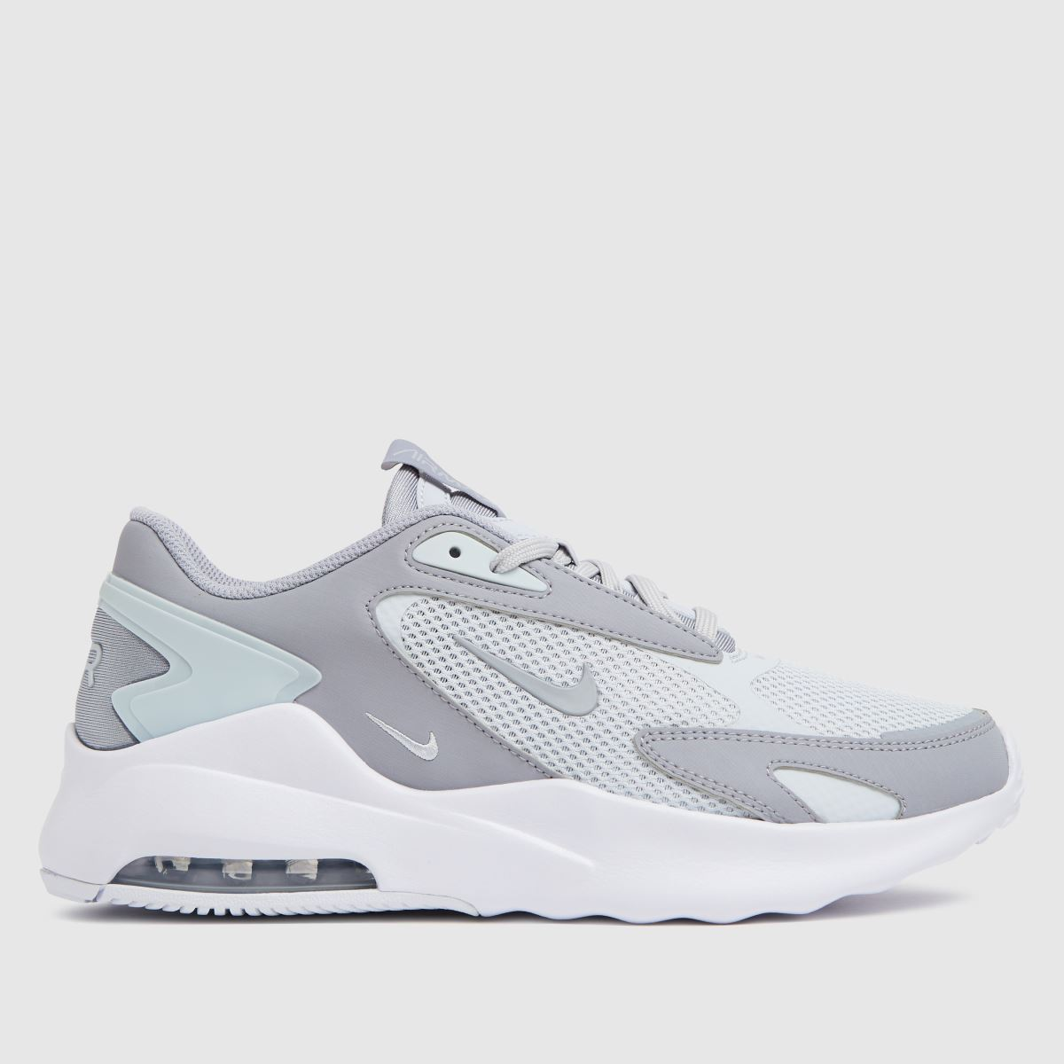 Nike Light Grey Air Max Bolt Trainers