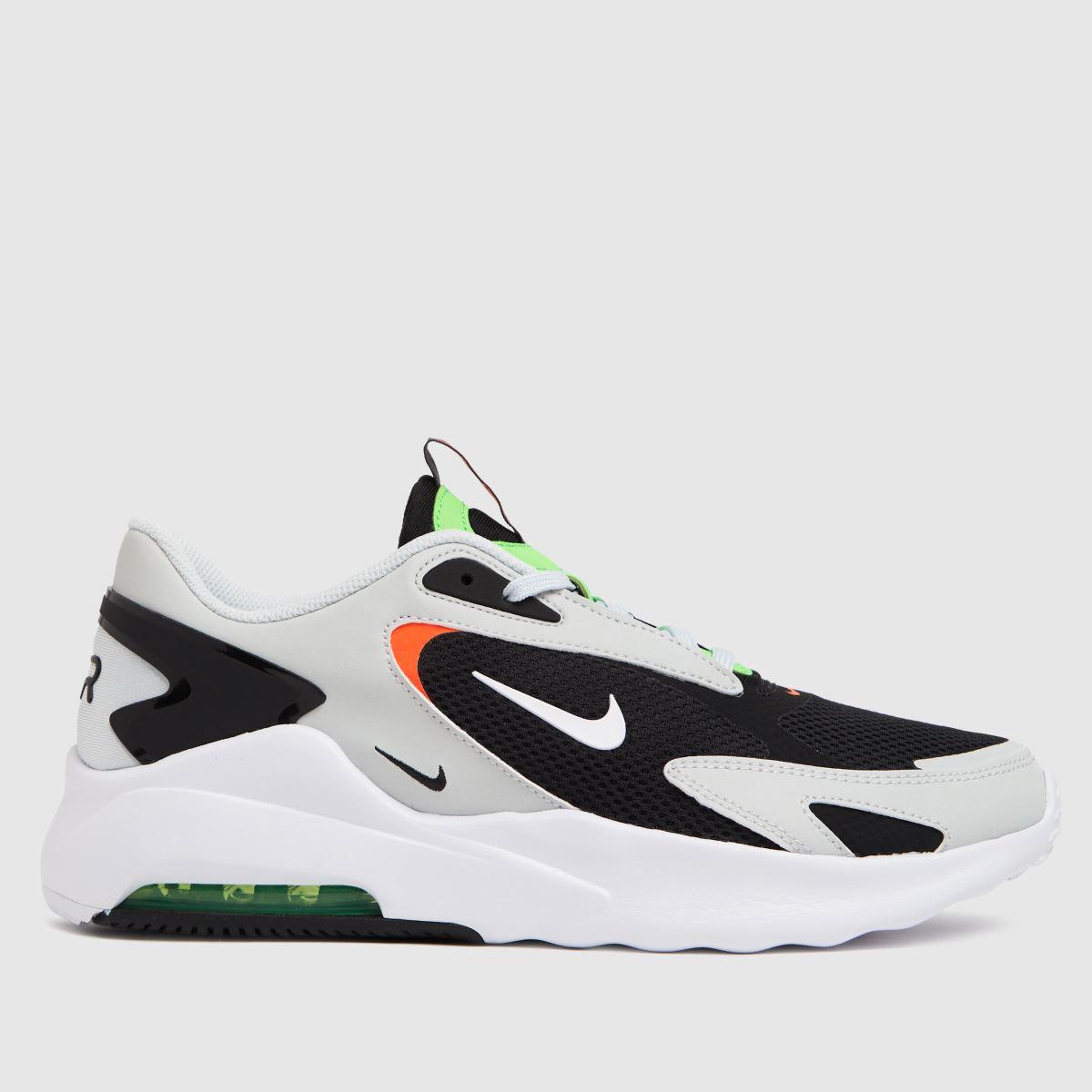 Nike Black & Green Air Max Bolt Trainers