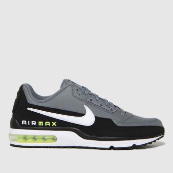 Nike Black Air Max Ltd 3 Mens Trainers