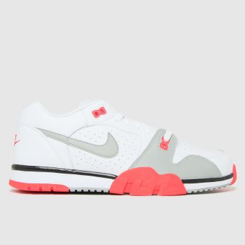 Nike White Cross Trainer Low Mens Trainers