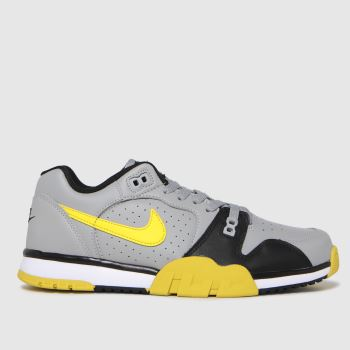 Nike Light Grey Cross Trainer Low Mens Trainers
