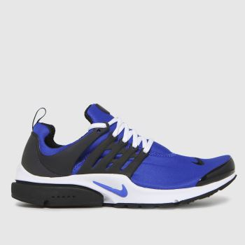 Nike Blue Air Presto Mens Trainers