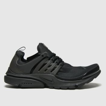 Nike Black Air Presto Mens Trainers