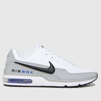 Nike Light Grey Air Max Ltd 3 Mens Trainers