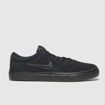 Nike SB Black Charge Trainers