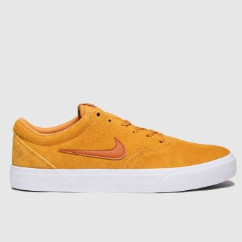 Nike SB Tan Charge Mens Trainers