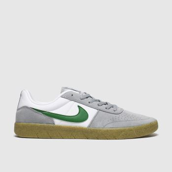 Nike SB Grey Team Classic Mens Trainers