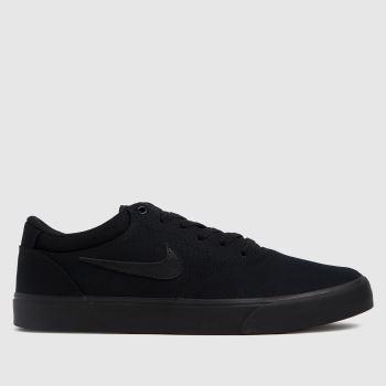 Nike SB Schwarz Chron 2 Herren Sneaker