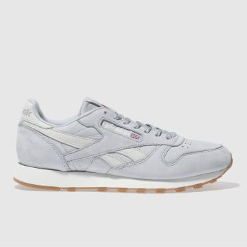 Reebok Pale Blue CLASSIC LEATHER Trainers