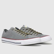 Converse Earthy Buck Trek Ox 1