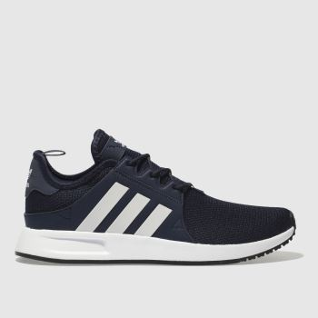 Adidas Navy & White X_PLR Trainers
