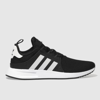 Adidas Black & White X_plr c2namevalue::Mens Trainers
