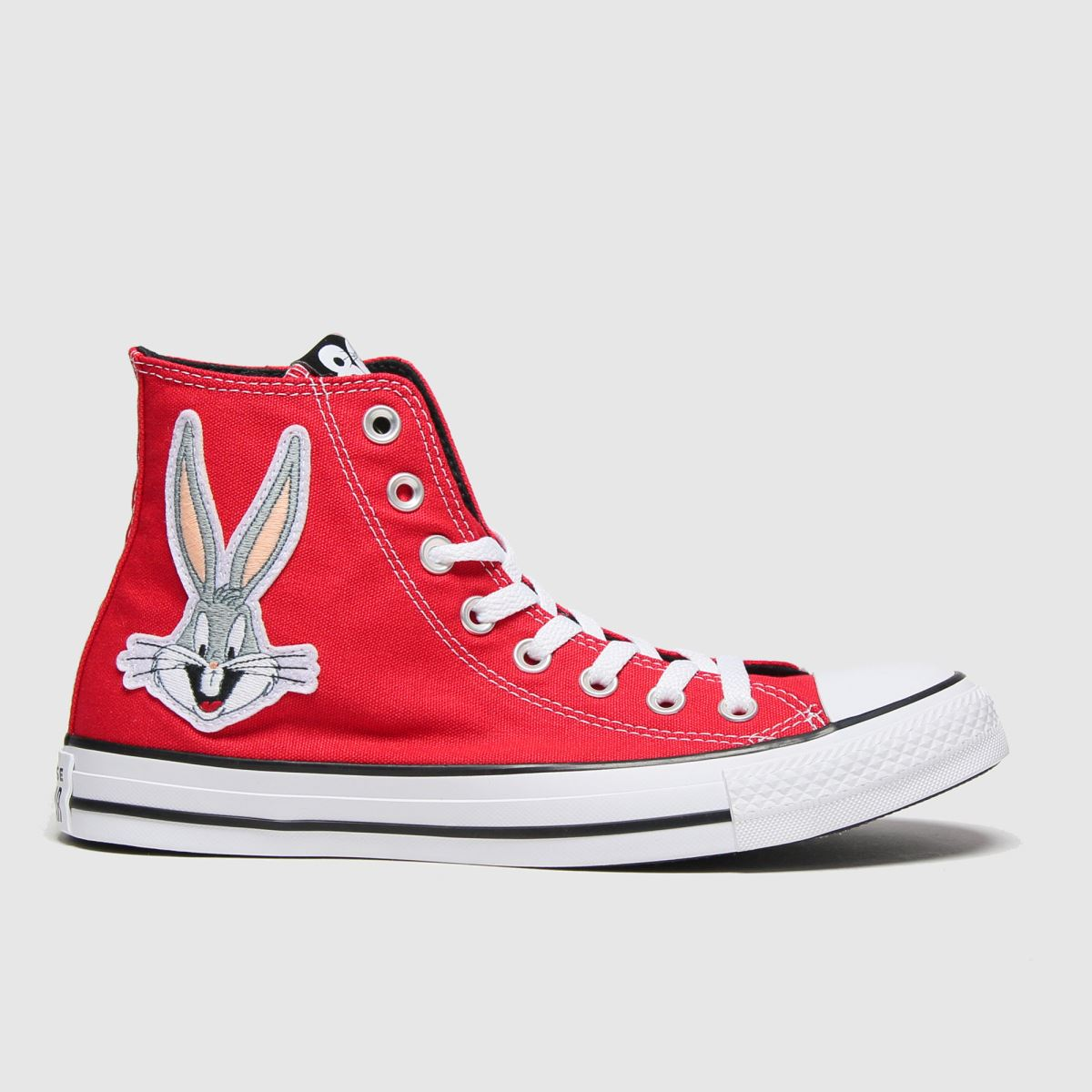 Converse Red Hi Bugs 80th Trainers