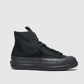 Converse Black Bosey Mc Boot c2namevalue::Mens Trainers