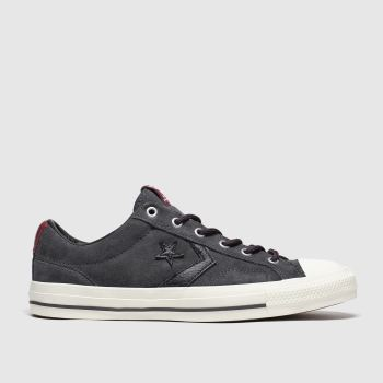 Converse Black Mountain Club Star Player Mens Trainers