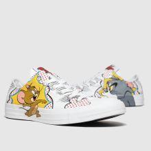 Tomamp; Converse Jerry Weiß Sneaker Ox Star All Herren Rot qSGLUVzMp