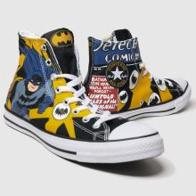 Converse All Star Hi Batman & Robin 1