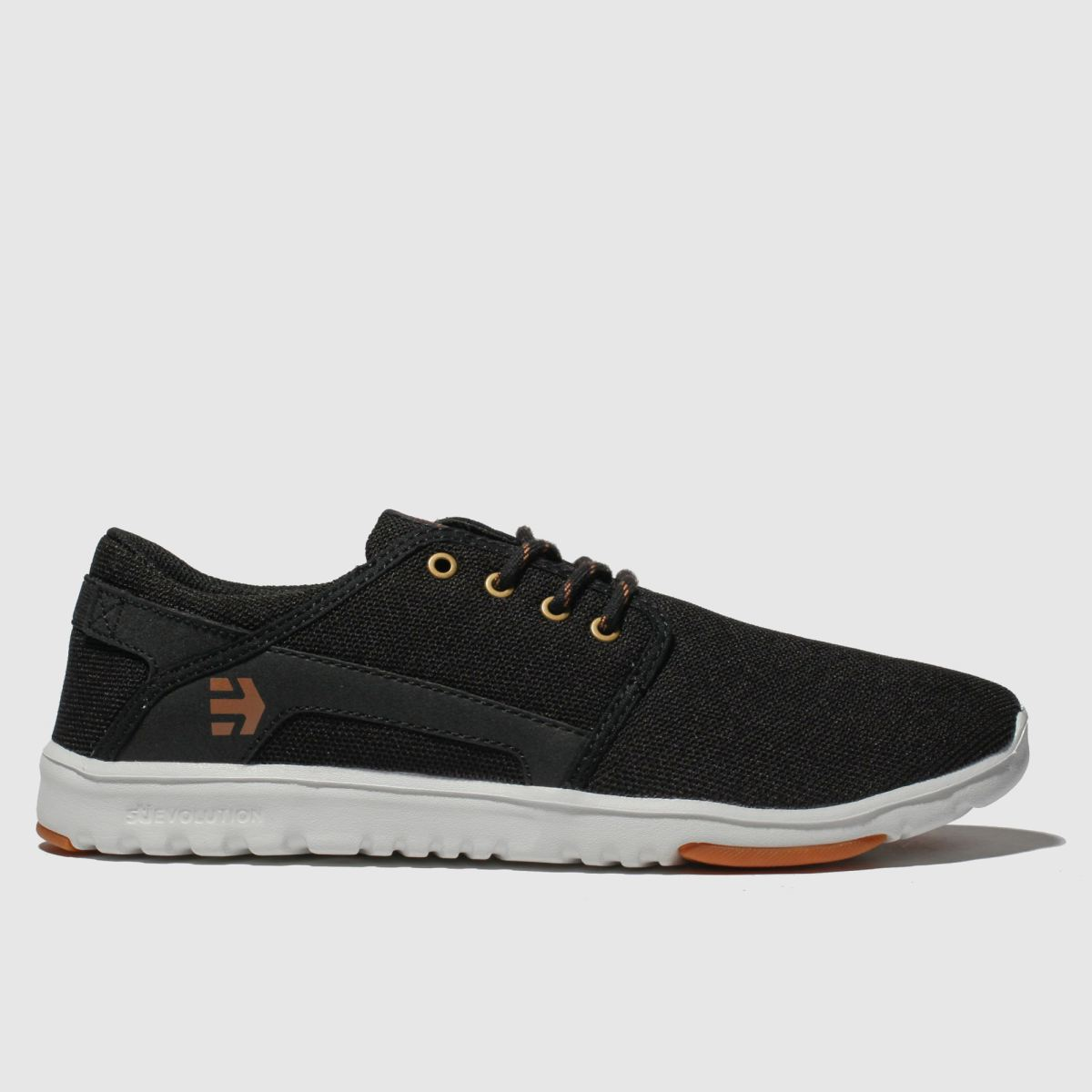 Etnies Black Scout Trainers