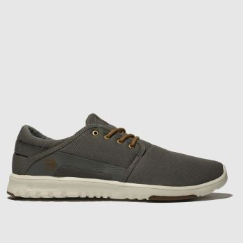 Etnies Grey Scout Mens Trainers#