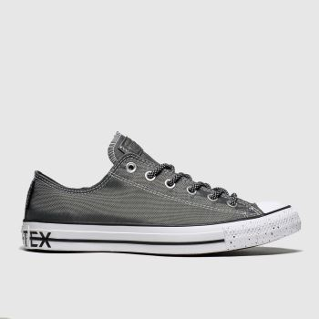 Converse Grey All Star Gore Tex Ox Mens Trainers