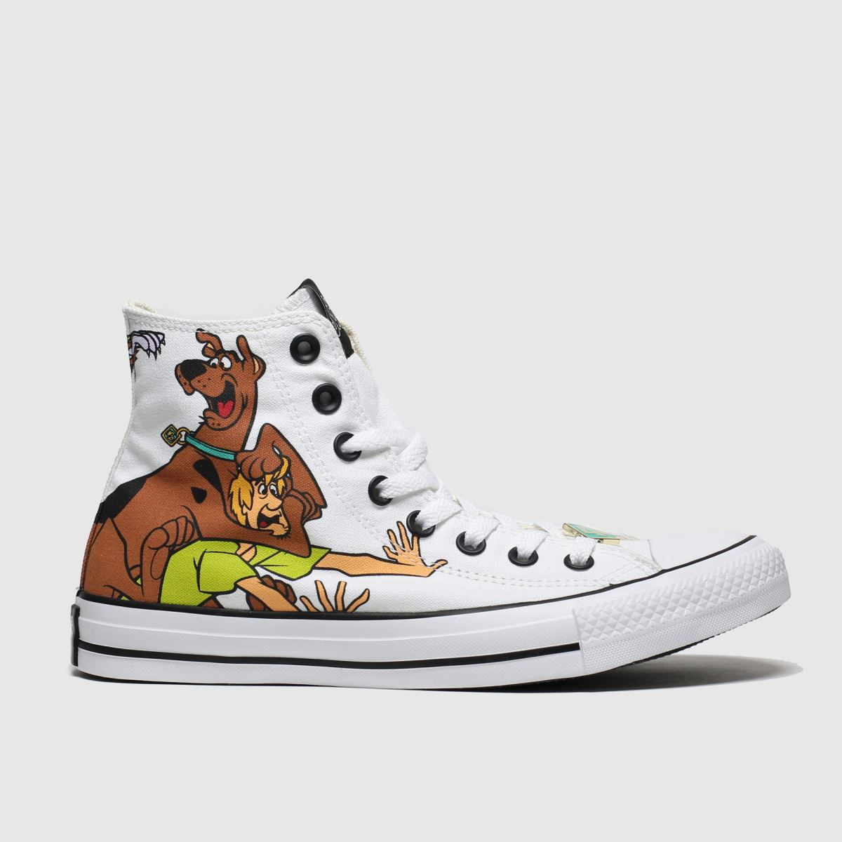 Converse Multi All Star Hi Mystery Inc Trainers
