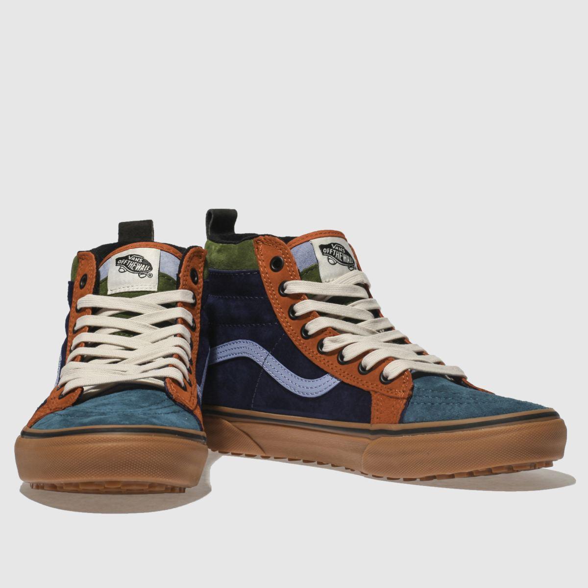 Herren Bunt vans Sk8-hi Mte Qualität Sneaker | schuh Gute Qualität ...