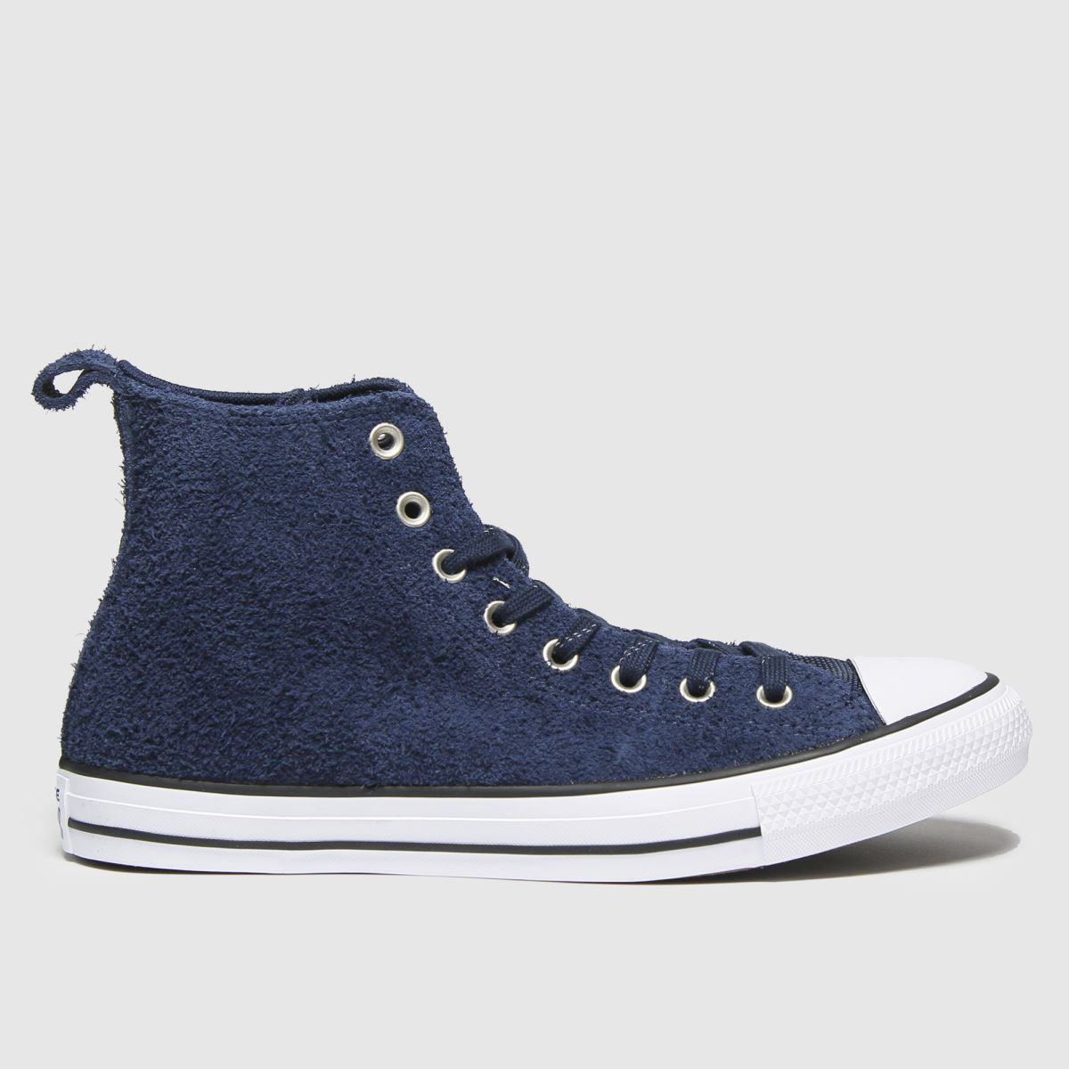 Converse Navy Mountain Hi Trainers