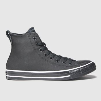 Converse Black & White Hi Tec Tuff Mens Trainers#