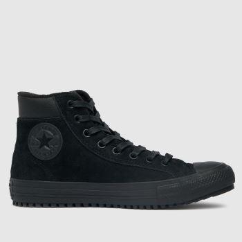 Converse Black Hi Pc Boot Mens Trainers