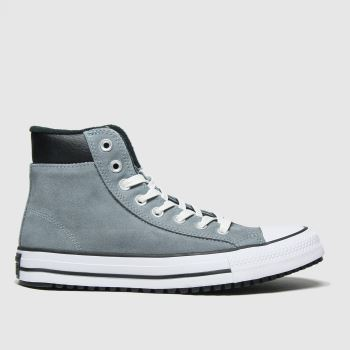 Converse Grey Cons Ctas Hi Pc Boot Mens Trainers