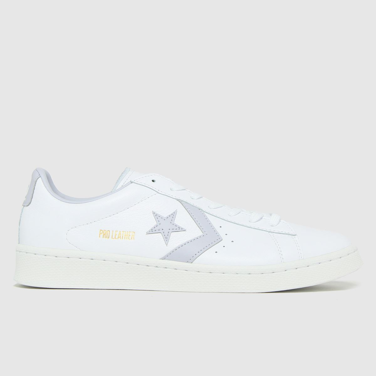 Converse White Ox Pro Leather Trainers