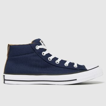 Converse Navy Street Mid Mens Trainers