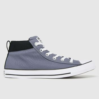Converse Grey Street Mid Mens Trainers