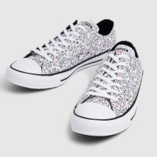 Converse Keith Haring Ox,3 of 4