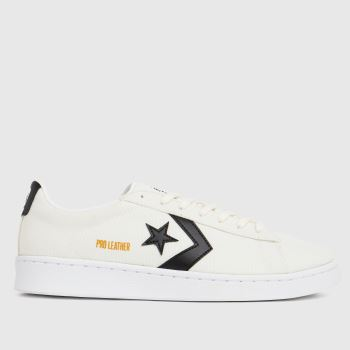 Converse Stone Pro Leather Court Ox Trainers
