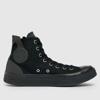 Converse Black Cons Cx Hi Mens Trainers