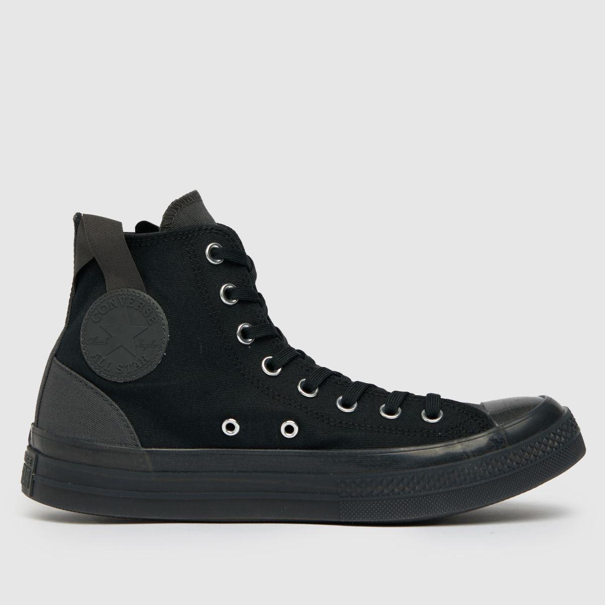 Converse Black Cons Ctas Cx Hi Trainers
